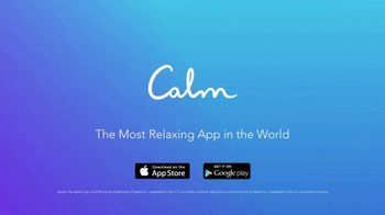 Calm TV Spot, 'Do Nothing for 20 Seconds' - Thumbnail 9