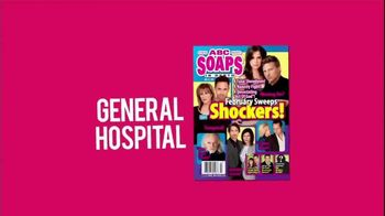 ABC Soaps In Depth TV Spot, 'General Hospital: February Sweeps Preview' - Thumbnail 1