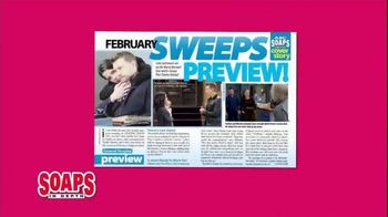 ABC Soaps In Depth TV Spot, 'General Hospital: February Sweeps Preview' - Thumbnail 3