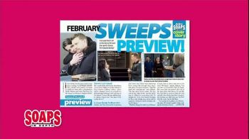 ABC Soaps In Depth TV Spot, 'General Hospital: February Sweeps Preview' - Thumbnail 4