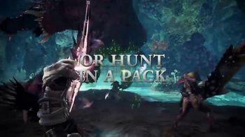 Monster Hunter: World TV Spot, 'The New World' - Thumbnail 5