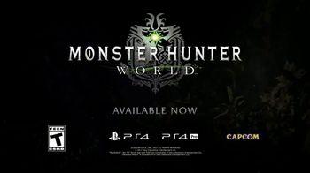 Monster Hunter: World TV Spot, 'The New World' - Thumbnail 7