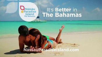 Nassau Paradise Island TV Spot, 'Better in the Bahamas: Non-Stop Flights' - Thumbnail 7