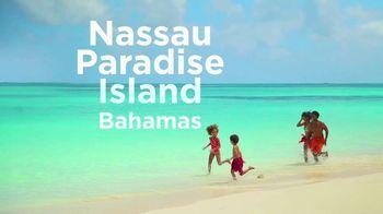 Nassau Paradise Island TV Spot, 'Better in the Bahamas: Non-Stop Flights' - Thumbnail 1