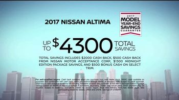Nissan TV Spot, 'Rush Hour' - Thumbnail 8