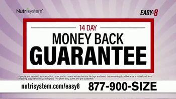 Nutrisystem Easy 8 TV Spot, 'Best Program Ever'