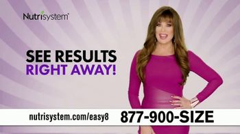 Nutrisystem Easy 8 TV Spot, 'Best Program Ever' - 226 commercial airings