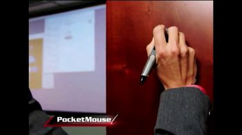 Pocket Mouse TV Spot, 'Work on Any Surface' - Thumbnail 6