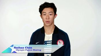 The More You Know TV Spot, 'Universal Message' Featuring Nathan Chen - 147 commercial airings