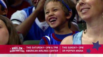 Harlem Globetrotters TV Spot, '2018 Tour: Dallas and Frisco'