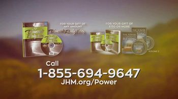 John Hagee Ministries Diamonds for Daily Living TV Spot, 'Divine Favor' - Thumbnail 7