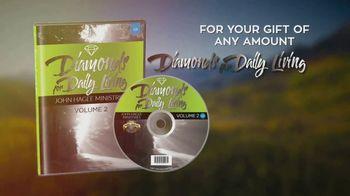 John Hagee Ministries Diamonds for Daily Living TV Spot, 'Divine Favor' - Thumbnail 3