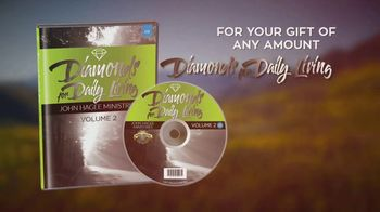 John Hagee Ministries Diamonds for Daily Living TV Spot, 'Divine Favor' - Thumbnail 4