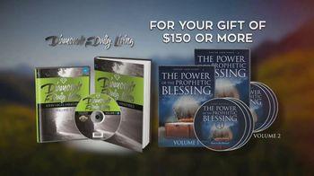 John Hagee Ministries Diamonds for Daily Living TV Spot, 'Divine Favor' - Thumbnail 6