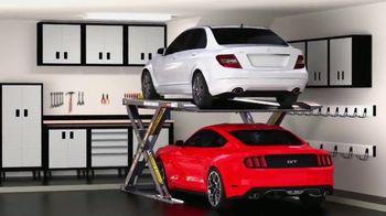 Autostacker TV Spot, 'Home Car Lift System' - Thumbnail 4