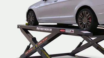 Autostacker TV Spot, 'Home Car Lift System' - Thumbnail 6