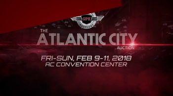 GPK Auctions TV Spot, '2018 Atlantic City Auction & Car Show'