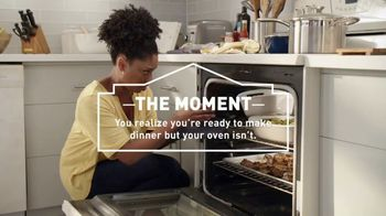Lowe's TV Spot, 'The Moment: Oven' - Thumbnail 4