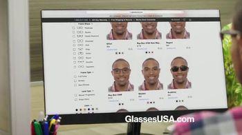 GlassesUSA.com TV Spot, 'Descúbrelo' [Spanish] - Thumbnail 5