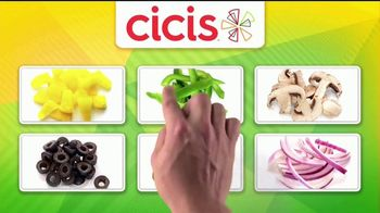 CiCi's Pizza TV Spot, 'Crea tu propia pizza personal' [Spanish] - Thumbnail 2