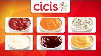 CiCi's Pizza TV Spot, 'Crea tu propia pizza personal' [Spanish]