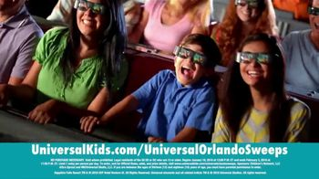 Universal Orlando Resort TV Spot, 'Hungry for Summer Sweepstakes' - Thumbnail 9