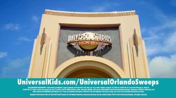 Universal Orlando Resort TV Spot, 'Hungry for Summer Sweepstakes' - Thumbnail 5
