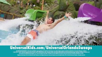 Universal Orlando Resort TV Spot, 'Hungry for Summer Sweepstakes' - Thumbnail 6