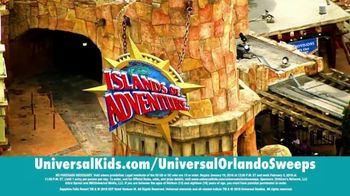 Universal Orlando Resort TV Spot, 'Hungry for Summer Sweepstakes' - Thumbnail 7