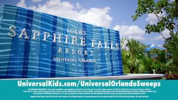 Universal Orlando Resort TV Spot, 'Hungry for Summer Sweepstakes' - Thumbnail 8