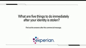 Experian TV Spot, 'FOX News Channel: Stolen Identity' Feat. Rudy Giuliani