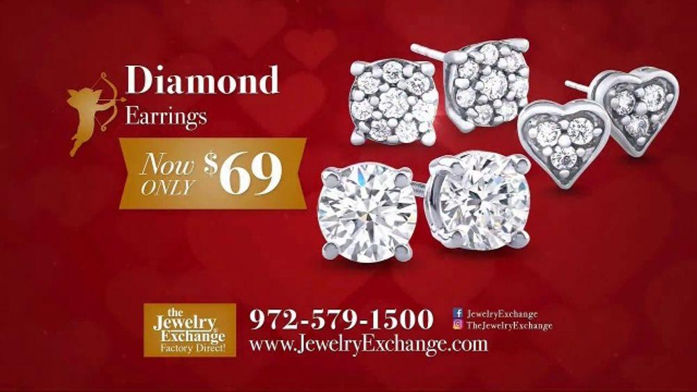Jewelry Exchange Tv Commercial 2018 Be My Valentine
