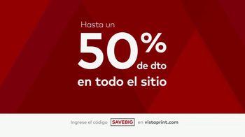 Vistaprint Ofertas de Media Temporada TV Spot, 'Todo el sitio' [Spanish] - Thumbnail 7