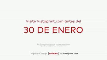 Vistaprint Ofertas de Media Temporada TV Spot, 'Todo el sitio' [Spanish] - Thumbnail 8
