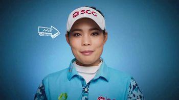 LPGA TV Spot, 'Frequent Flyer' Featuring Ryu So-yeon, Gerina Piller - Thumbnail 2