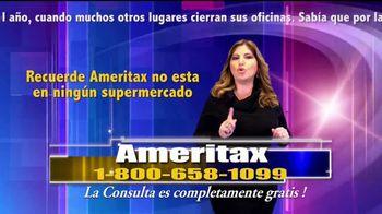 Ameritax TV Spot, 'En ningún supermercado' [Spanish] - Thumbnail 6