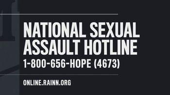 RAINN TV Spot, 'CMT: National Sexual Assault Hotline' Featuring Clare Bowen - Thumbnail 4