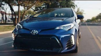 2018 Toyota Corolla TV Spot, 'La lista' [Spanish] [T2] - Thumbnail 1