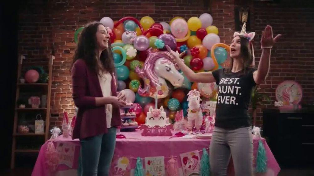 Party City TV Commercial, 'BEST AUNT EVER' - Video