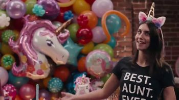 Party City TV Spot, 'BEST AUNT EVER' - Thumbnail 3