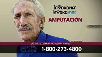 Ferrer, Poirot and Wansbrough TV Spot, 'Pacientes con diabetes' [Spanish] - Thumbnail 1