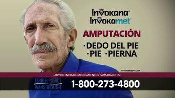 Ferrer, Poirot and Wansbrough TV Spot, 'Pacientes con diabetes' [Spanish] - Thumbnail 2