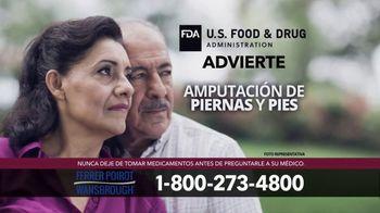 Ferrer, Poirot and Wansbrough TV Spot, 'Pacientes con diabetes' [Spanish] - Thumbnail 6
