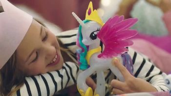 Glimmer & Glow Princess Celestia TV Spot, 'Light Up Your Kingdom'