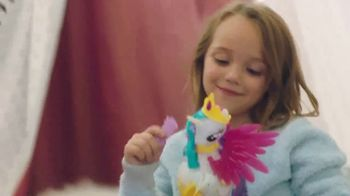Glimmer & Glow Princess Celestia TV Spot, 'Light Up Your Kingdom' - Thumbnail 5