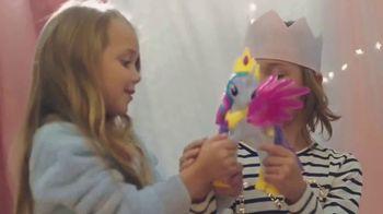 Glimmer & Glow Princess Celestia TV Spot, 'Light Up Your Kingdom' - Thumbnail 6
