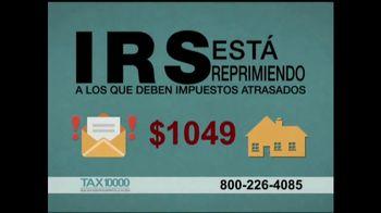 TAX10000 TV Spot, 'Alivio de deuda tributaria' [Spanish]