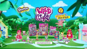 Shopkins Wild Style TV Spot, 'Which Tribe Is Your Vibe?' - Thumbnail 10