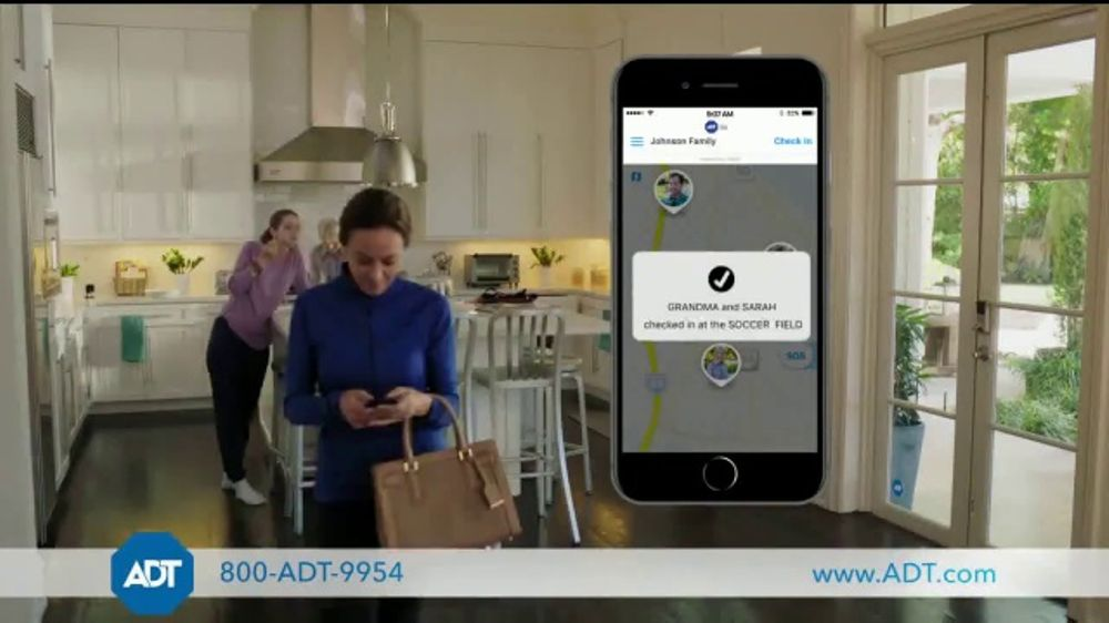 ADT Go TV Commercial, 'Go Family'