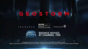 DIRECTV Cinema TV Spot, 'Geostorm' - Thumbnail 9